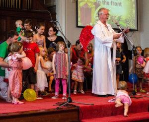Carols Worship Service Welcoming Community - Adamstown Uniting Church