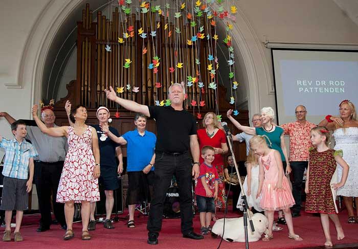 Worship Service Times