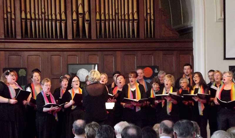 Under Construction Choir