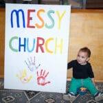 Messy Church returns Sunday 11 FEB!