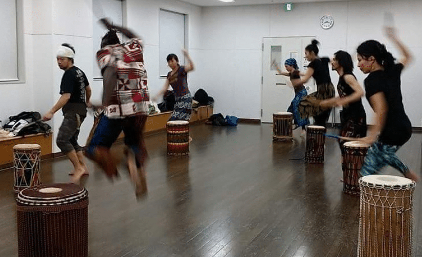 African Drum, Dance and DunDun Workshop with Epizo Bangoura