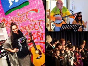 Centre for Hope fundraiser with Gambirra, John Queripel and the One Voice Mob Choir