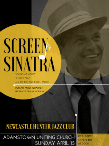Screen Sinatra Poster
