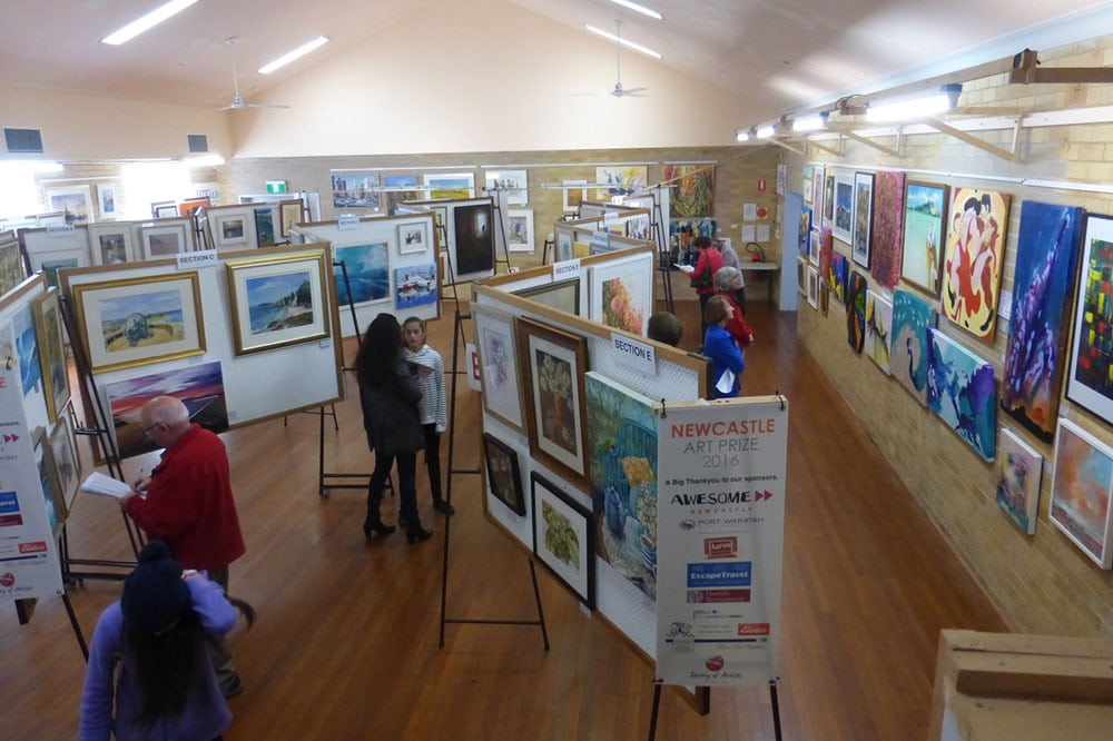 2018 Newcastle Art Prize | Adamstown Uniting Church