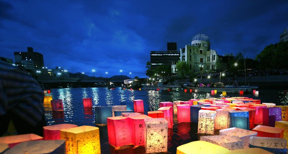 Hiroshima Remembrance Service
