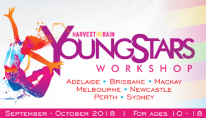 Harvest Rain YoungStars Workshop