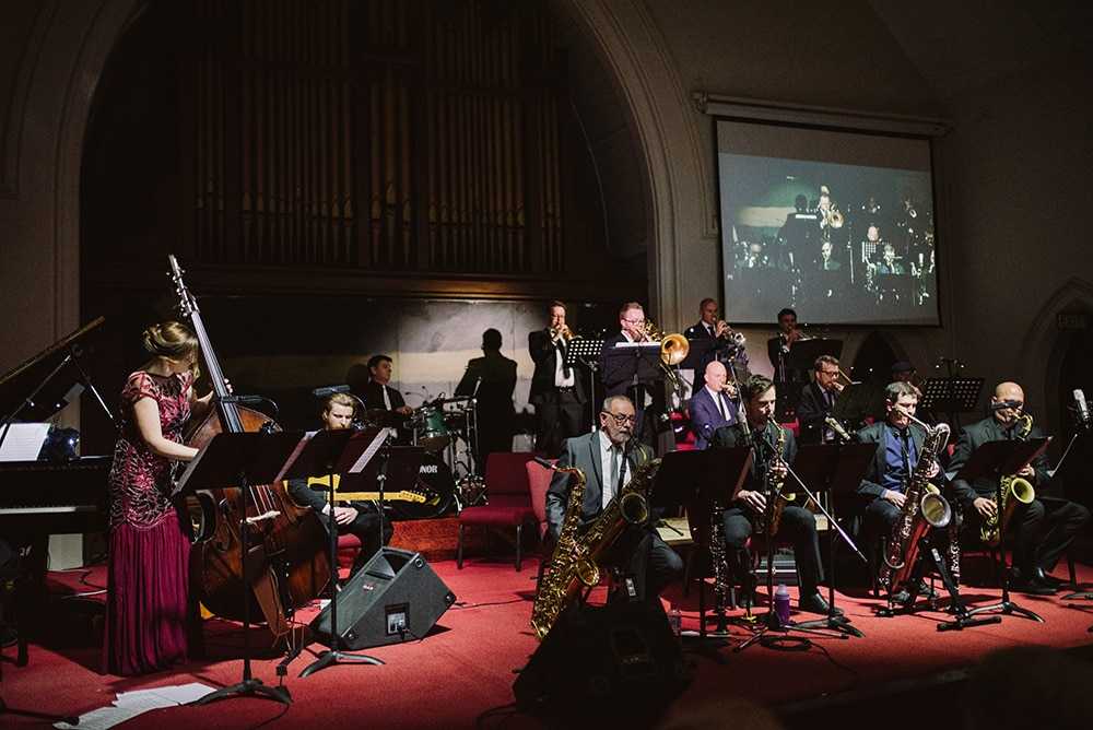 Dungeon Big Band with Heather Price on vocals