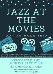 Jazz at the Movies poster
