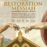 Adamstown Uniting Church Building Restoration Fund launch – DIGITAL concert