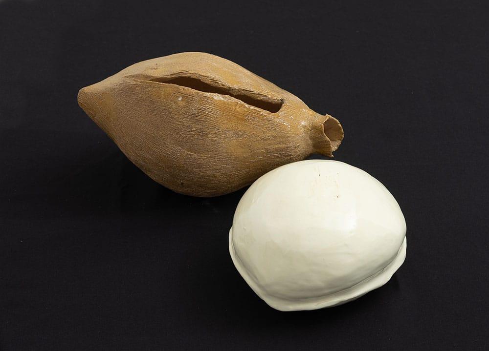 Mojgan Habibi ceramics